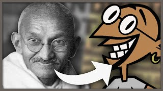 In Defense of Gandhi From Clone High