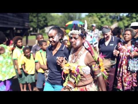 Maiden Voyage to Tewae Siassi District | Morobe Province 2017