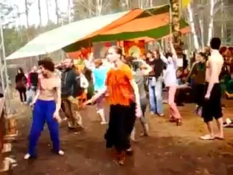 Weird Drug festival dancing
