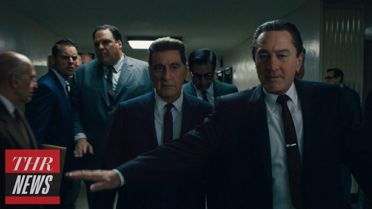 Netflix Says 'The Irishman' Viewed by 26 Million Members | THR News