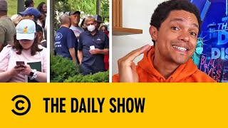 Republicans Push To Slash Pandemic Relief Fund | The Daily Show With Trevor Noah