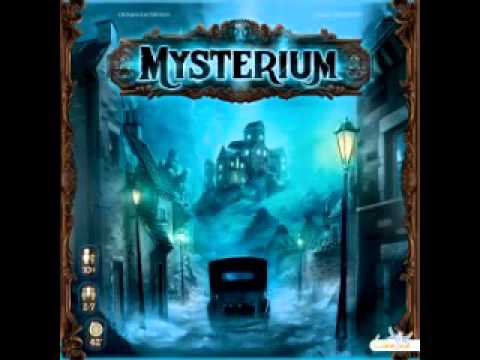 Mysterium Board Game Soundtrack