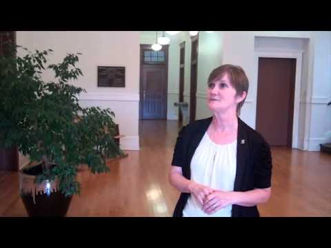 Tour of Greenlee County Courthouse