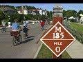 Bicycle Ride Around Mackinac (Mackinaw) Island