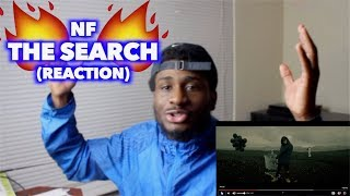 THE SEARCH - NF   NF IS IN ALBUM MODE!!!   REACTION