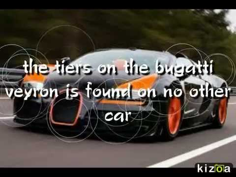 5 unknown facts about the bugatti veyron - YouTube