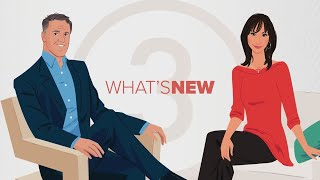 Jay Crawford and Laura Caso have the latest news in Northeast Ohio in 'What's New'