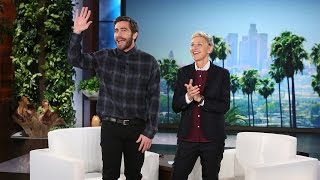 Download Jake Gyllenhaal Talks Getting Scared and Baring All Mp3 and Videos