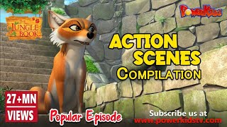 jungle book hindi cartoon for kids action compalion