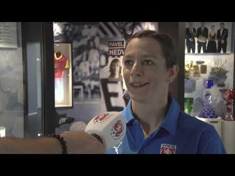 Seriál Lidé z RFA – Klára Coufalová: Vštěpujeme hráčům správné stravovací návyky