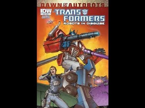 Transformers Comic Review – Robots In Disguise 29
