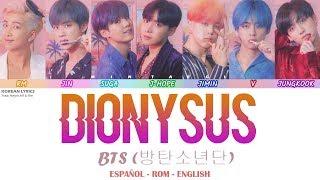 BTS - Dionysus (CORRECT LINES) | Lyrics: Español - Rom - English