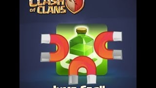 Sneak Peek #3 Jump spell gets a makeover in Clash of Clans
