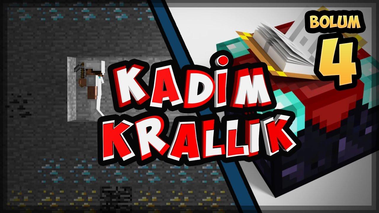 AFK BALIK FARMI YAPIMI  Minecraft: Kadim Krallık   Bölüm 5