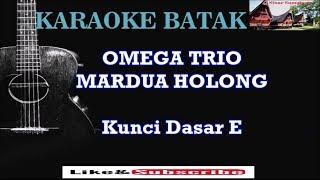 Karaoke Batak| Mardua Holong