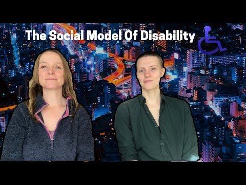 The Social Model Of Disability| Purple Ella