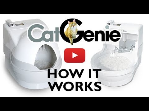 How The CatGenie Works