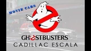 | GHOSTBUSTERS | 2016 Cadillac Escala Concept |  Movie Cars