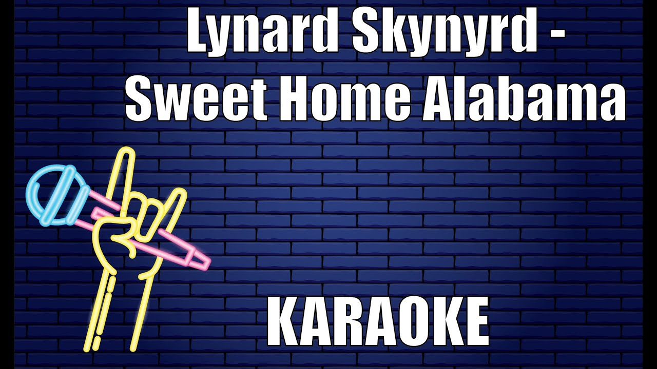 Aug 14, 2021· karaoke sweet home alabama lynyrd skynyrd kareoke songs kareoke karaoke. Lynard Skynyrd Sweet Home Alabama Karaoke Youtube