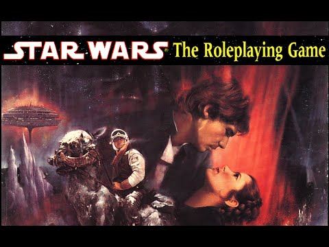 RPG Retro Review: Star Wars the Roleplaying Game