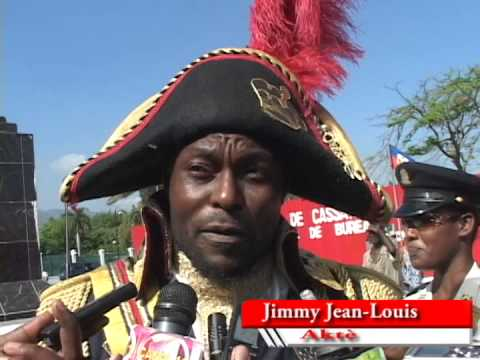 Toussaint Louverture: L'acteur Jimmy JeanLouis parle de l'importance du héros
