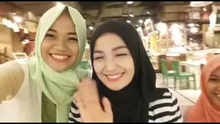 IMEL PUTRI CAHYATI ,POCHY,CHICHI JUMPA FANS DI JAKARTA