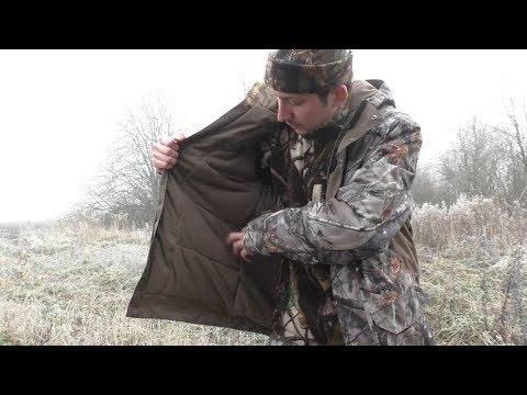 [ПРОВЕРЕНО] Декатлон для охотников. Одежда Actikam SOLOGNAC