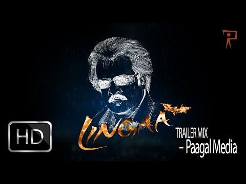 Lingaa Trailer Mix | Lingaa + Batman | Paagal Media
