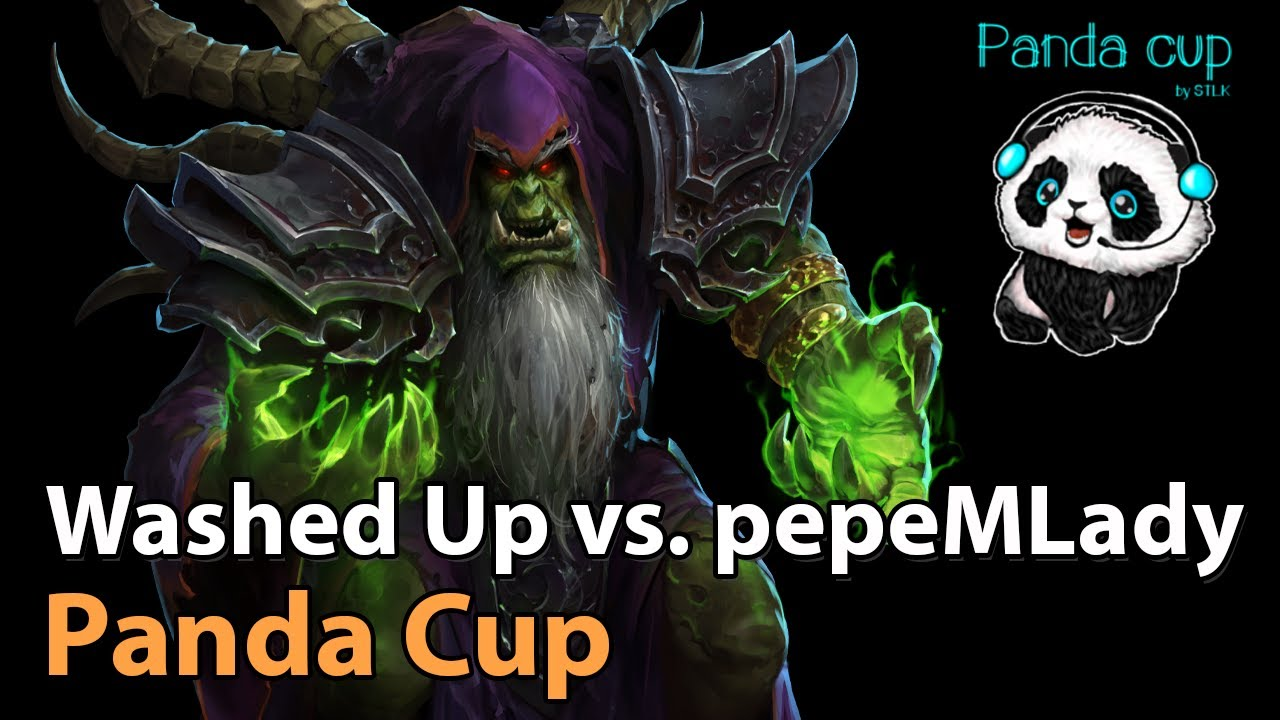 ► pepeMLady vs. Washed Up - Panda Cup Finals - Heroes of the Storm Esports