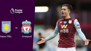 แอสตัน วิลล่า vs ลิเวอร์พูล   พรีเมียร์ลีก อังกฤษ Premier league 20/21  นัดที่4 & PES 2021