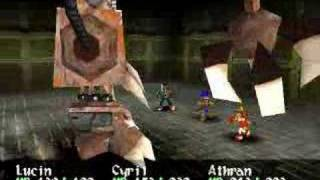 Wild Arms 2 - Boss Fight #4 - GAONIM