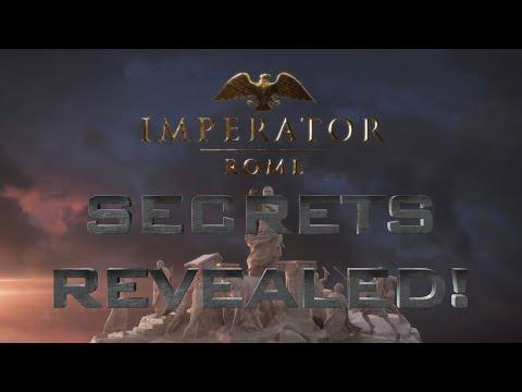 IMPERATOR ROME SECRETS REVEALED! |
