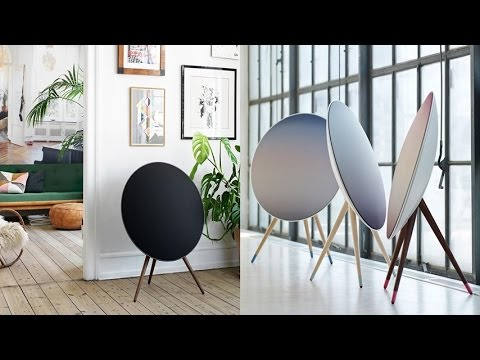 beoplay a9 high quality beautifully designed in iconic shape one point music system speaker. Black Bedroom Furniture Sets. Home Design Ideas
