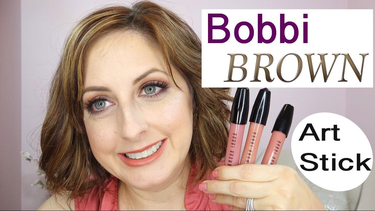 Bobbi Brown Art Stick Liquid Lip And Dior Addict Lacquer Stick Youtube
