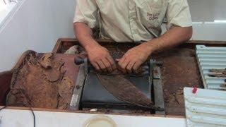 Доминикана. Фабрика по производству сигар