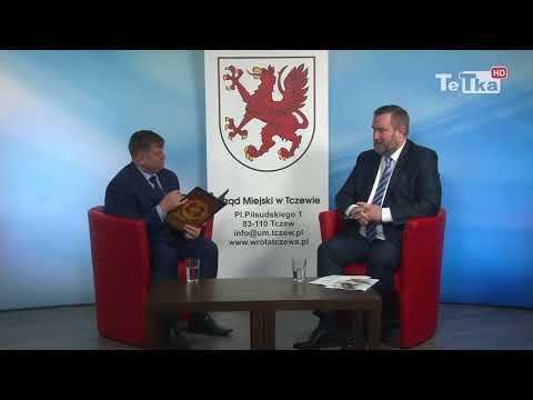 Nadwiślańskie inwestycje  na 100-lecie Polski? - Tv Tetka Tczew HD