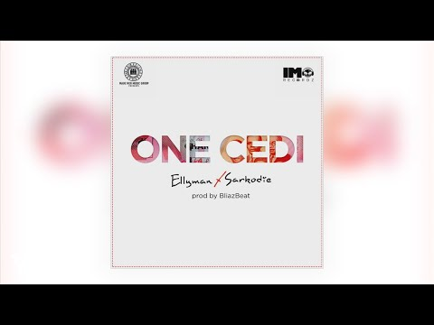 Ellyman - One Cedi (Official Audio) ft. Sarkodie