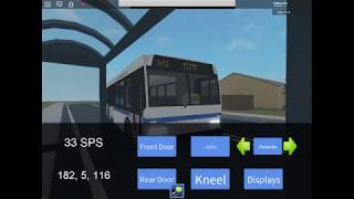 ROBLOX MTA Orion VII NG HEV On BX12 Bay Plzza