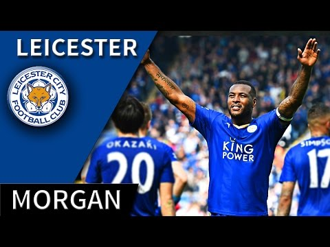 Wes Morgan • Leicester • Magic Defensive Skills & Goals • HD 720p