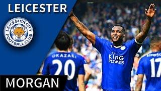 Wes Morgan • Leicester • Magic Defensive Skills & Goals • Hd 720p