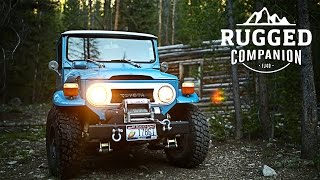 Petrolicious Goes Off-Road