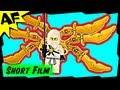 ZANE's NINJA GLIDER 30080 Lego Ninjago Animated Short & Stop Motion Set Review