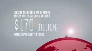 GSMA Connected Women: Closing the mobile gender gap