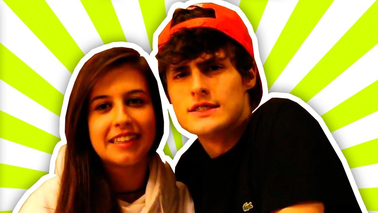 Rezendeevil e sua namorada youtube for Muralha e sua namorada