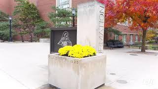 Purdue University West Lafayette Main campus main building vlog 普渡大学