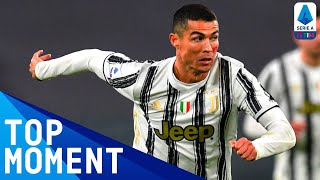 Ronaldo scores two goals in Juve win! | Juventus 2-0 Cagliari | Top Moments | Serie A TIM