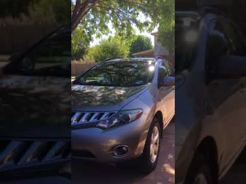 Nissan Murano Windshield Replacement In Austin Youtube