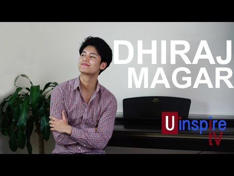 Dhiraj Magar - That Dude Vlogs | The Inspire Nepal Show - Ep 11