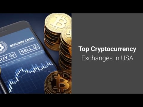 Top Cryptocurrency Exchanges In USA (Trending Crypto News)