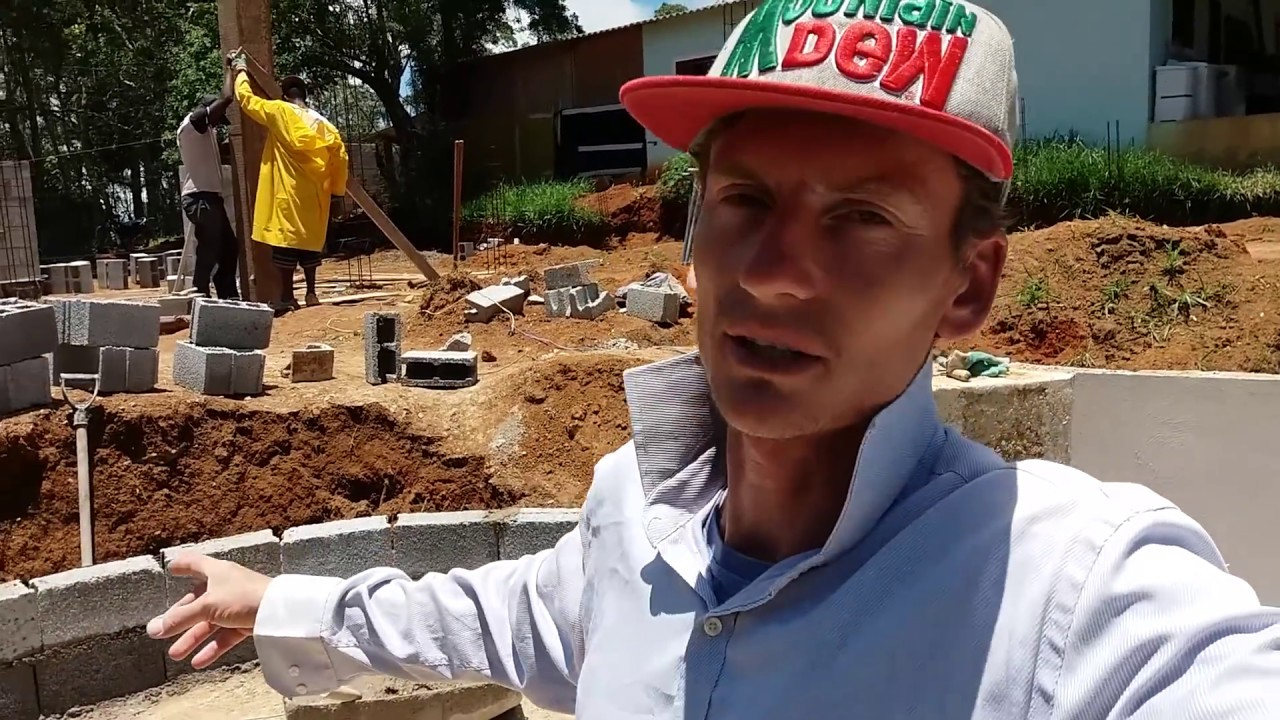 Como construir uma piscina de vinil passo a passo 1 for Construir piscina